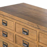 Image 3 - The Draftsman Collection 20 Drawer Merchant Chest