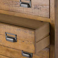 Image 2 - The Draftsman Collection Five Drawer Chest