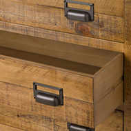 Image 2 - The Draftsman Collection Six Drawer Chest