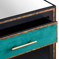 Image 4 - The Gatsby Collection Two Drawer Console Table
