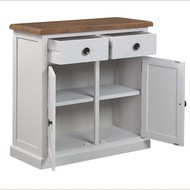 Image 2 - The Hampton Collection Two Drawer Two Door Sideboard