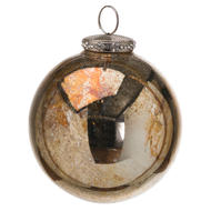Image 1 - The Noel Collection Burnished  Bauble