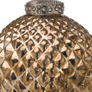 Image 2 - The Noel Collection Burnished  Christmas Bauble