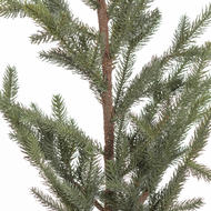 Image 2 - The Noel Collection Large Artifical Pine Tree In Hessian Pot
