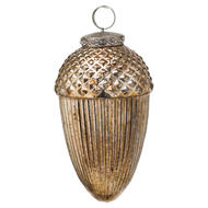 Image 1 - The Noel Collection Large Hanging Acorn Decoration
