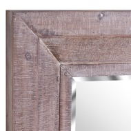 Image 2 - The Wharfedale Reclaimed Wooden Wall Mirror